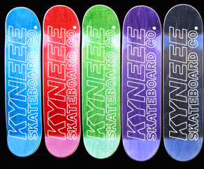 Blank Skateboard Deck